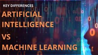 ai vs machine learning